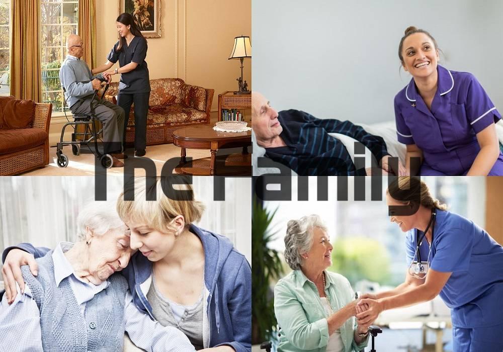 Chăm sóc người cao tuổi tại Cao Lãnh