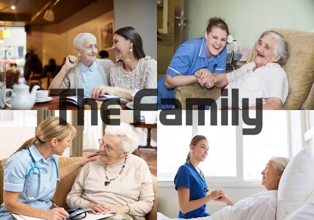 Chăm sóc người già tại Sa Đéc