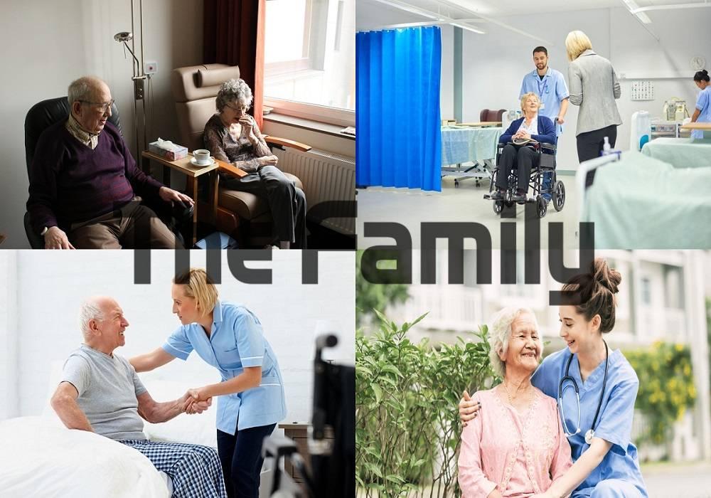 Chăm sóc người cao tuổi tại Sa Đéc