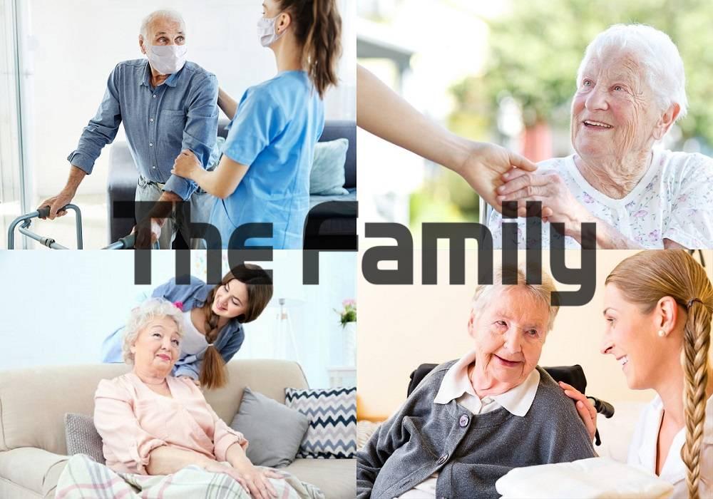 Chăm sóc người già tại Phú Quốc