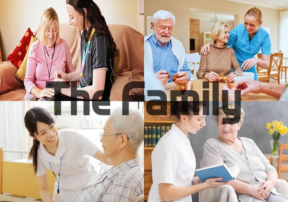 Chăm sóc người cao tuổi tại Rạch Giá