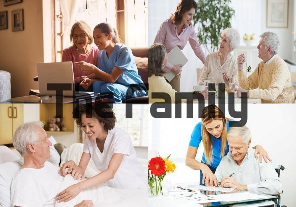 Chăm sóc người già tại Rạch Giá