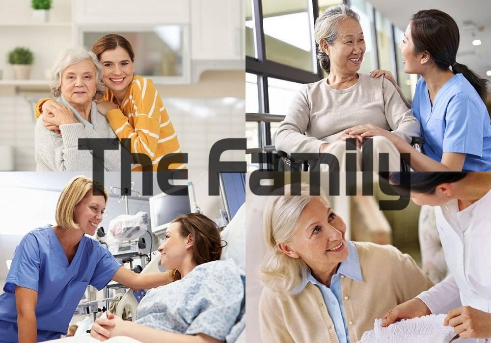 Chăm sóc người bệnh tại bệnh viện Mắt Đà Nẵng