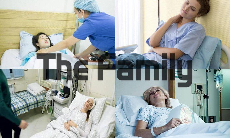 Chăm sóc người bệnh tại thẩm mỹ Hàn Quốc Kim Hospital