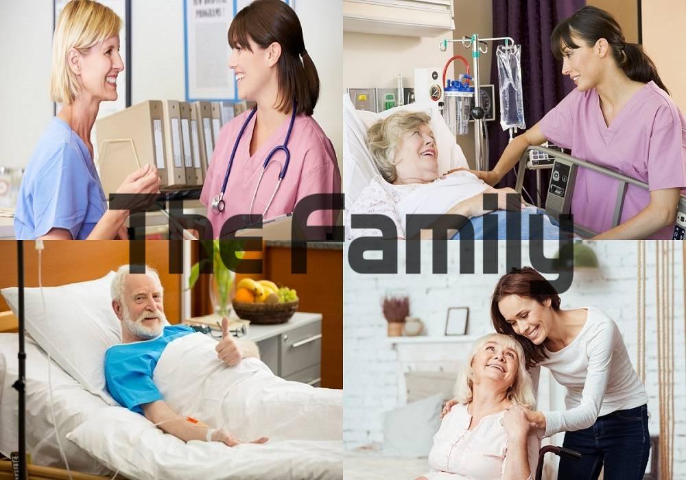 Chăm sóc người bệnh tại bệnh viện thẩm mỹ Á Âu