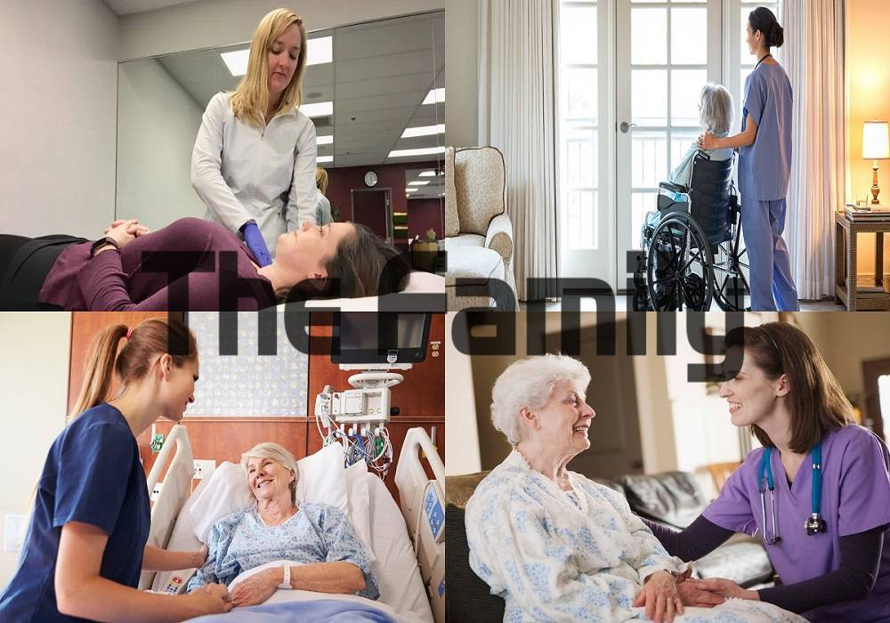 Trông người bệnh tại thẩm mỹ viện Kỳ Hòa