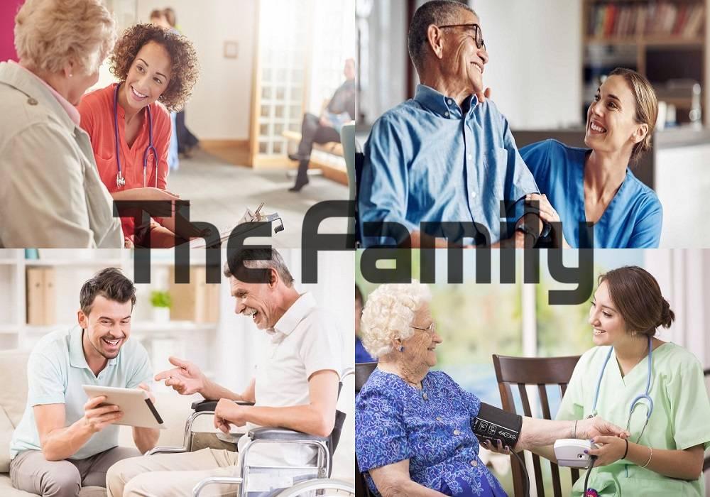 Chăm sóc người cao tuổi tại Mỹ Tho