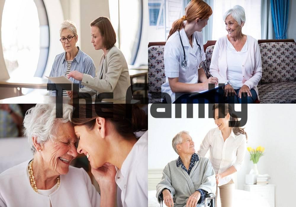 Chăm sóc người già tại Mỹ Tho