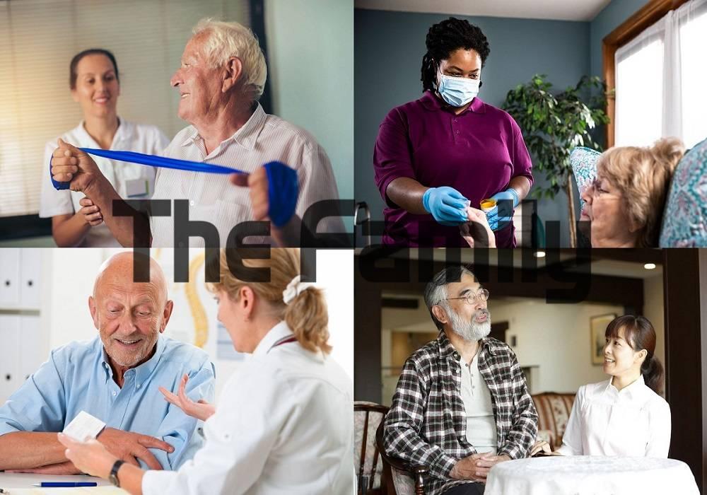 Chăm sóc người cao tuổi tại Vị Thanh