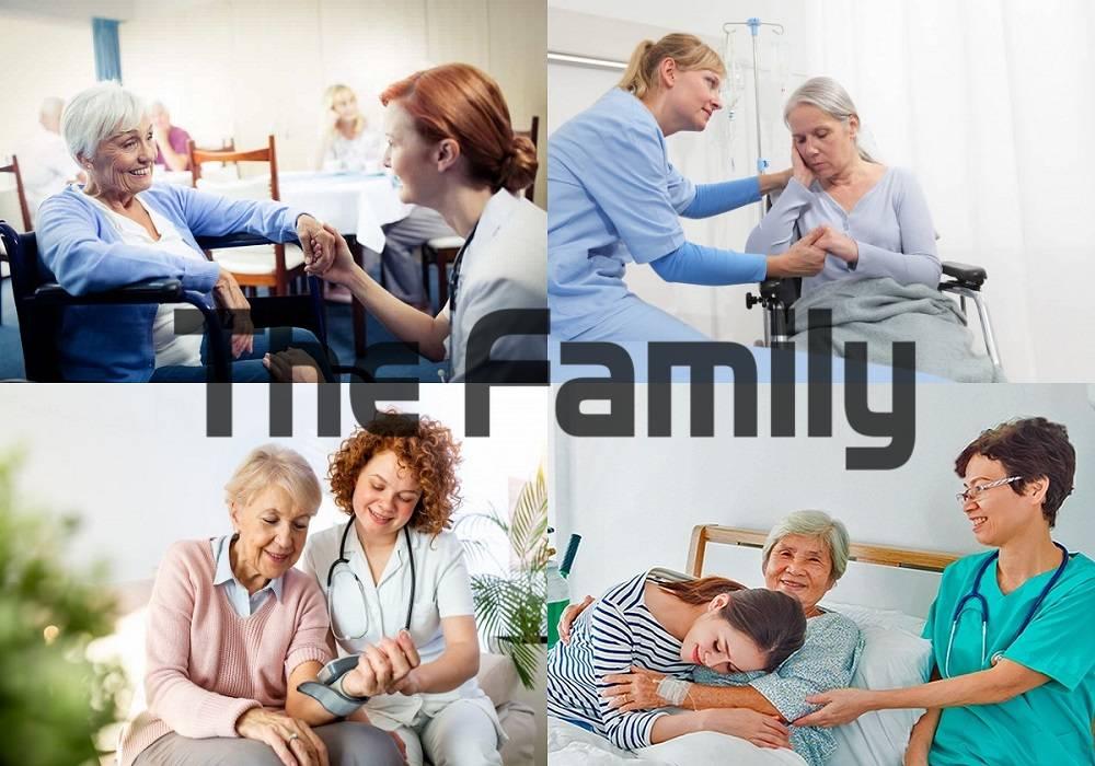 Chăm sóc người già tại Vị Thanh