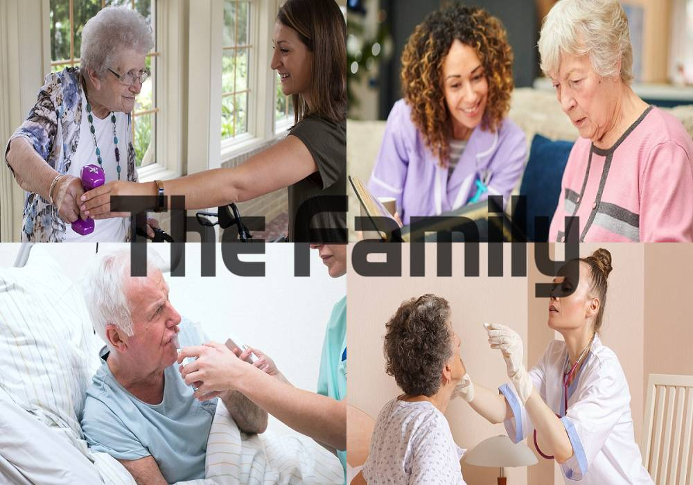 Chăm sóc người cao tuổi tại Ngã Bảy