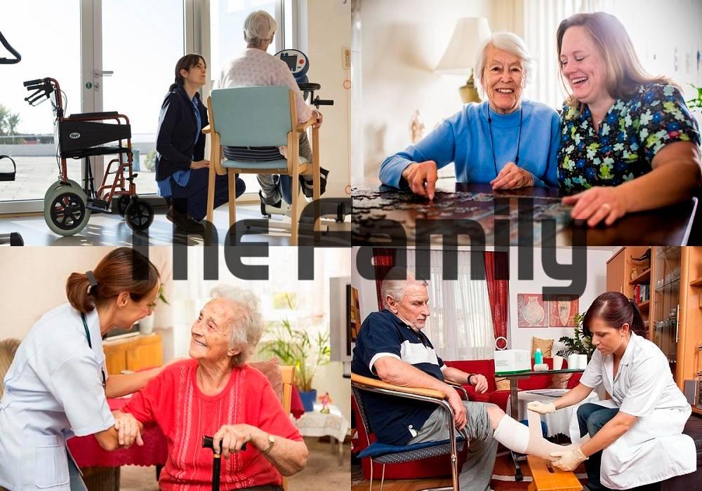 Chăm sóc người già tại Đà Lạt