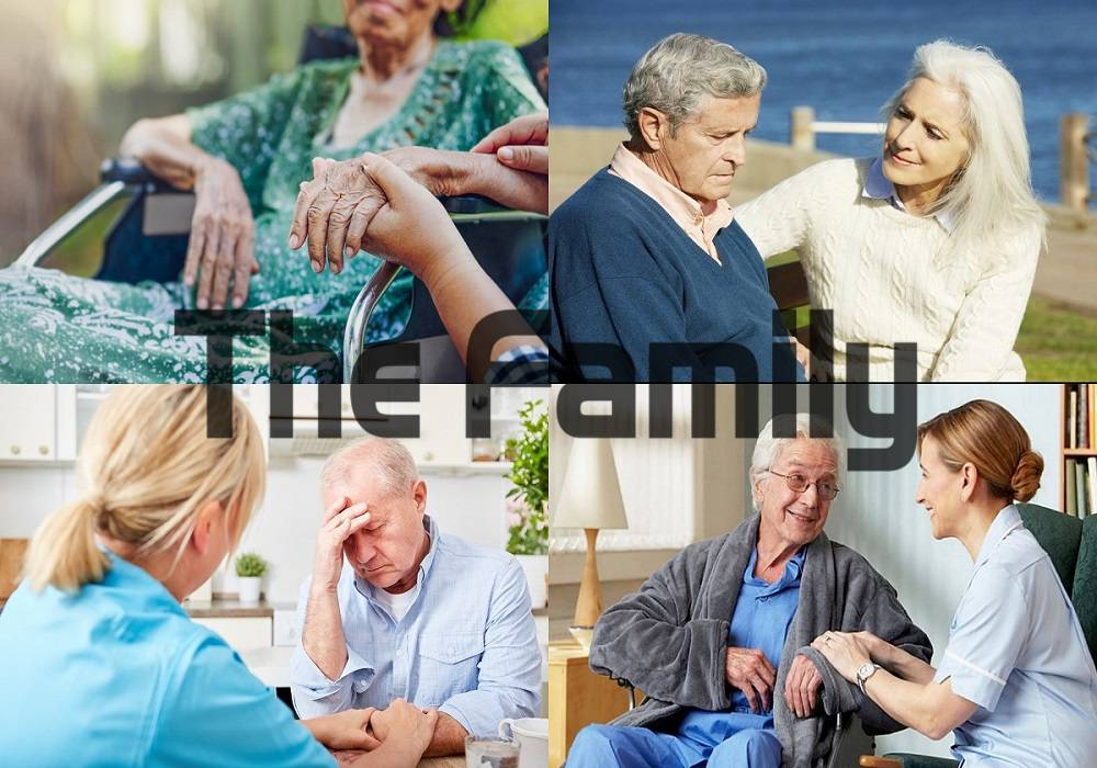 Chăm sóc người già tại Pleiku