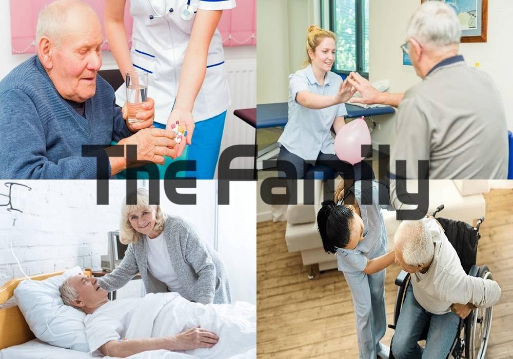 Chăm sóc người cao tuổi tại Pleiku