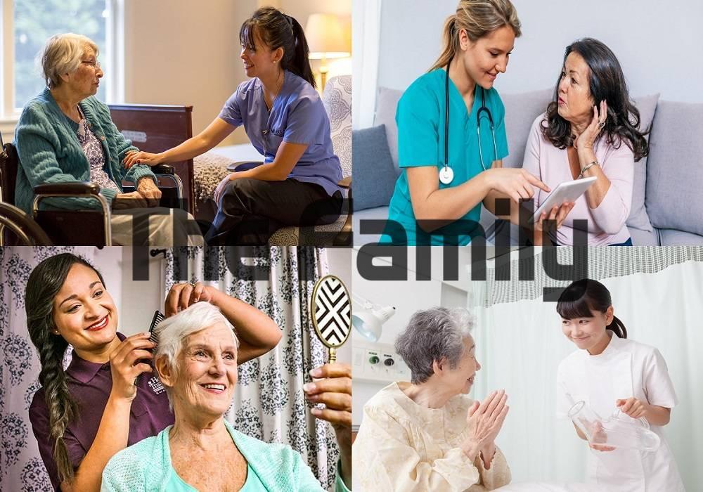 Chăm sóc người già tại Uông Bí