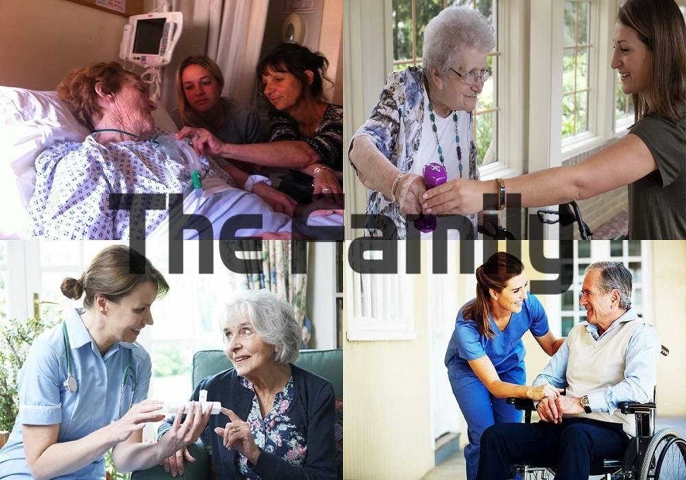 Chăm sóc người cao tuổi tại Uông Bí