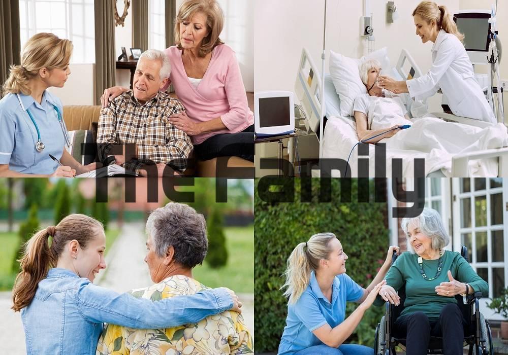 Chăm sóc người già tại Cẩm Phả