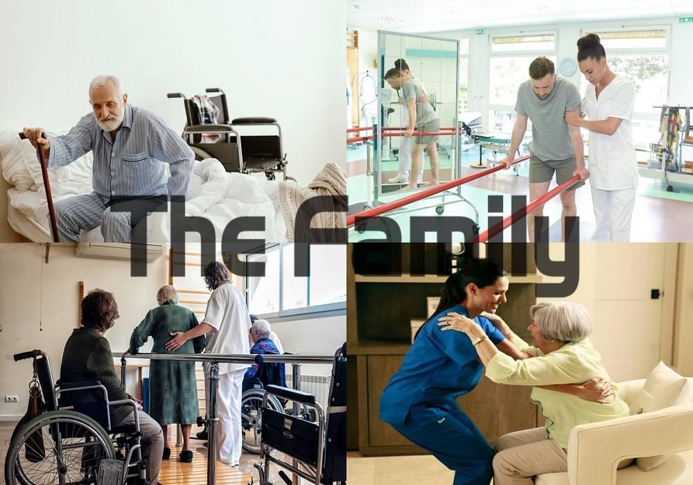 Chăm sóc người già tại Việt Trì