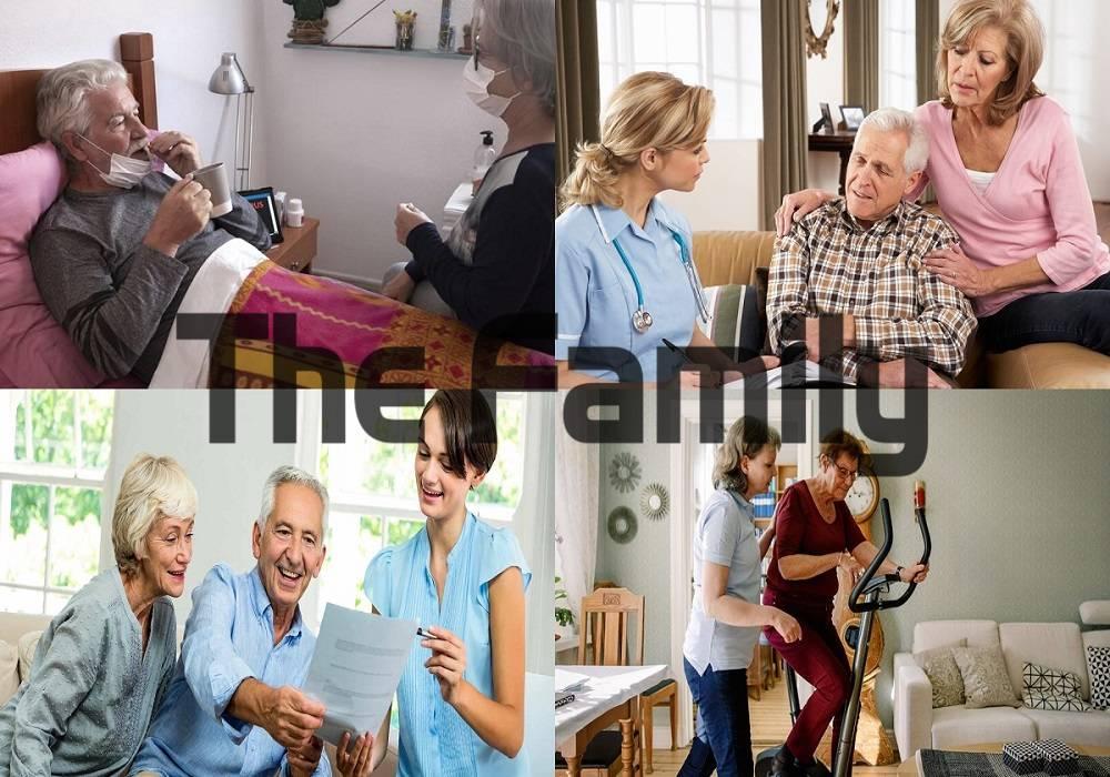 Chăm sóc người già tại Vinh