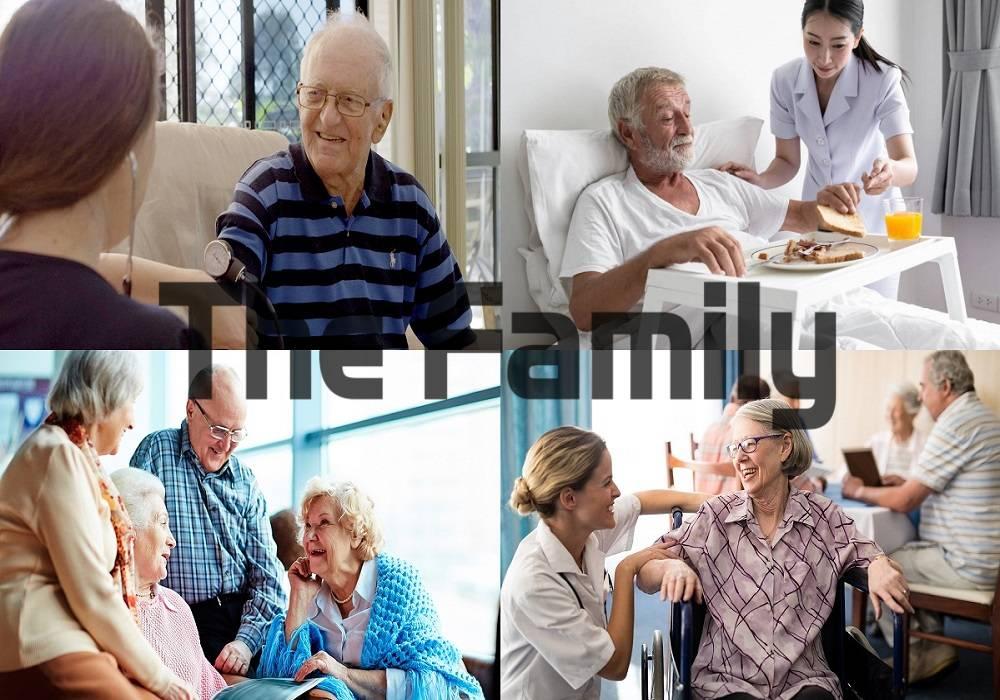 Chăm sóc người cao tuổi tại Tân An