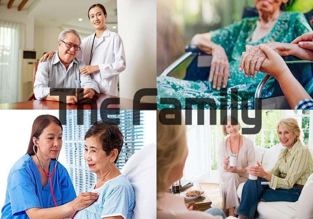 Chăm sóc người già tại Gia Nghĩa