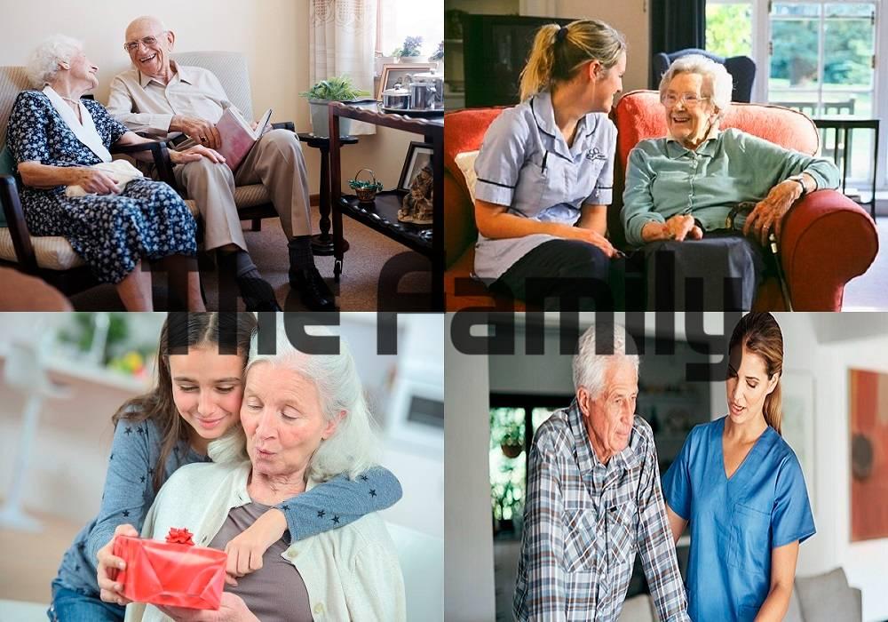 Chăm sóc người cao tuổi tại Gia Nghĩa