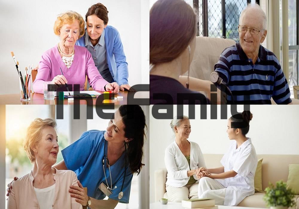 Chăm sóc người cao tuổi tại Đông Hà