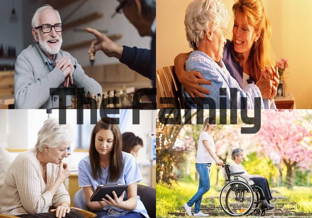 Chăm sóc người già tại Sầm Sơn