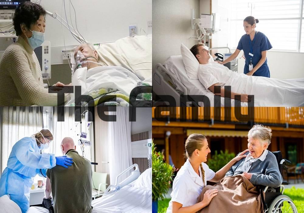 Nuôi bệnh tại bệnh viện Vĩnh Toàn
