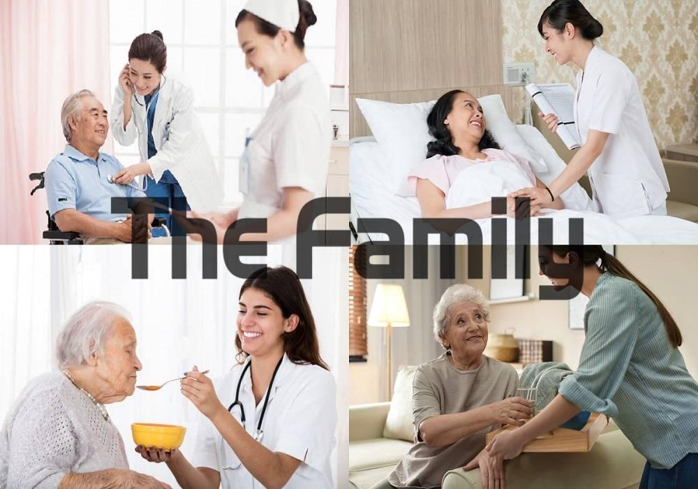 Chăm sóc người bệnh tại bệnh viện Bạch Mai