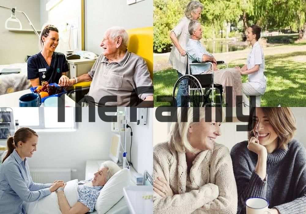 Chăm sóc người già tại Thuận An