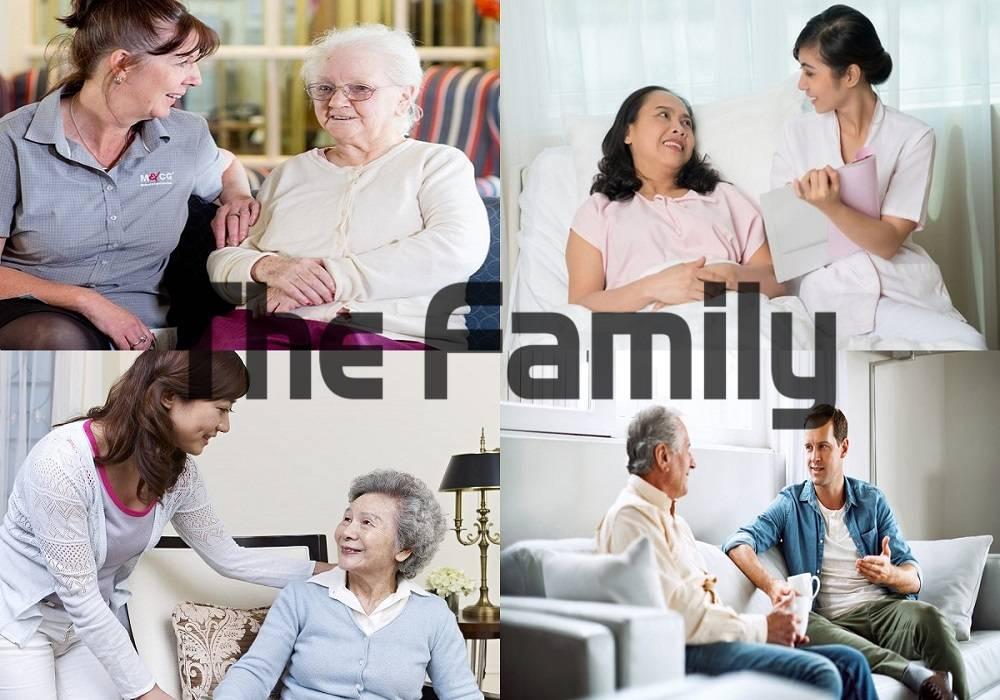 Chăm sóc người già tại Thủ Dầu Một